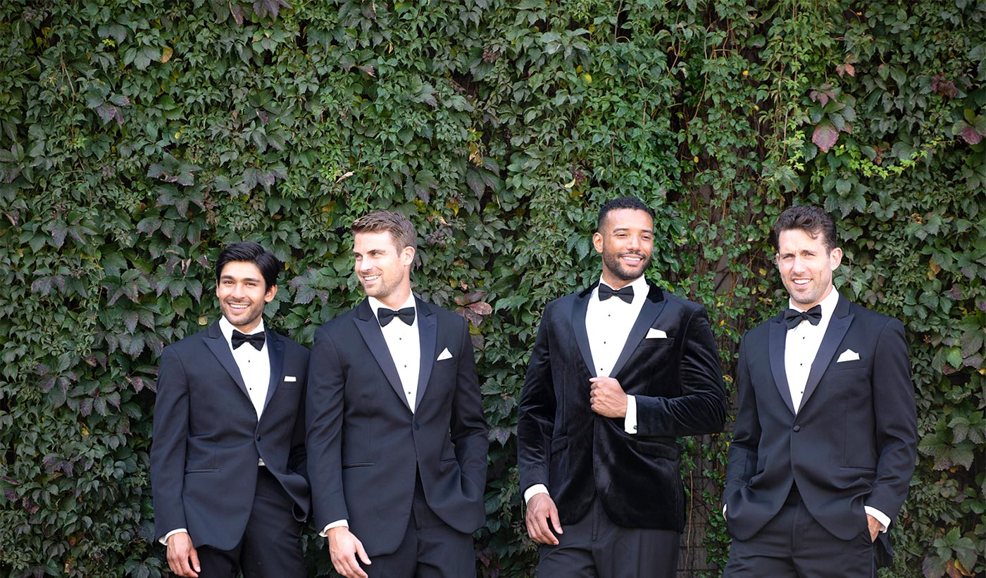 Tuxedo rentals frequently asked questions