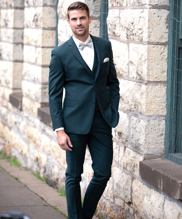 One of our favorites! Navy tuxedo from Tip top tux